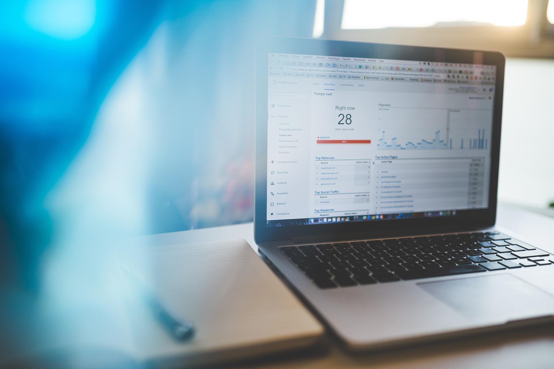 Marketing analýza grafy