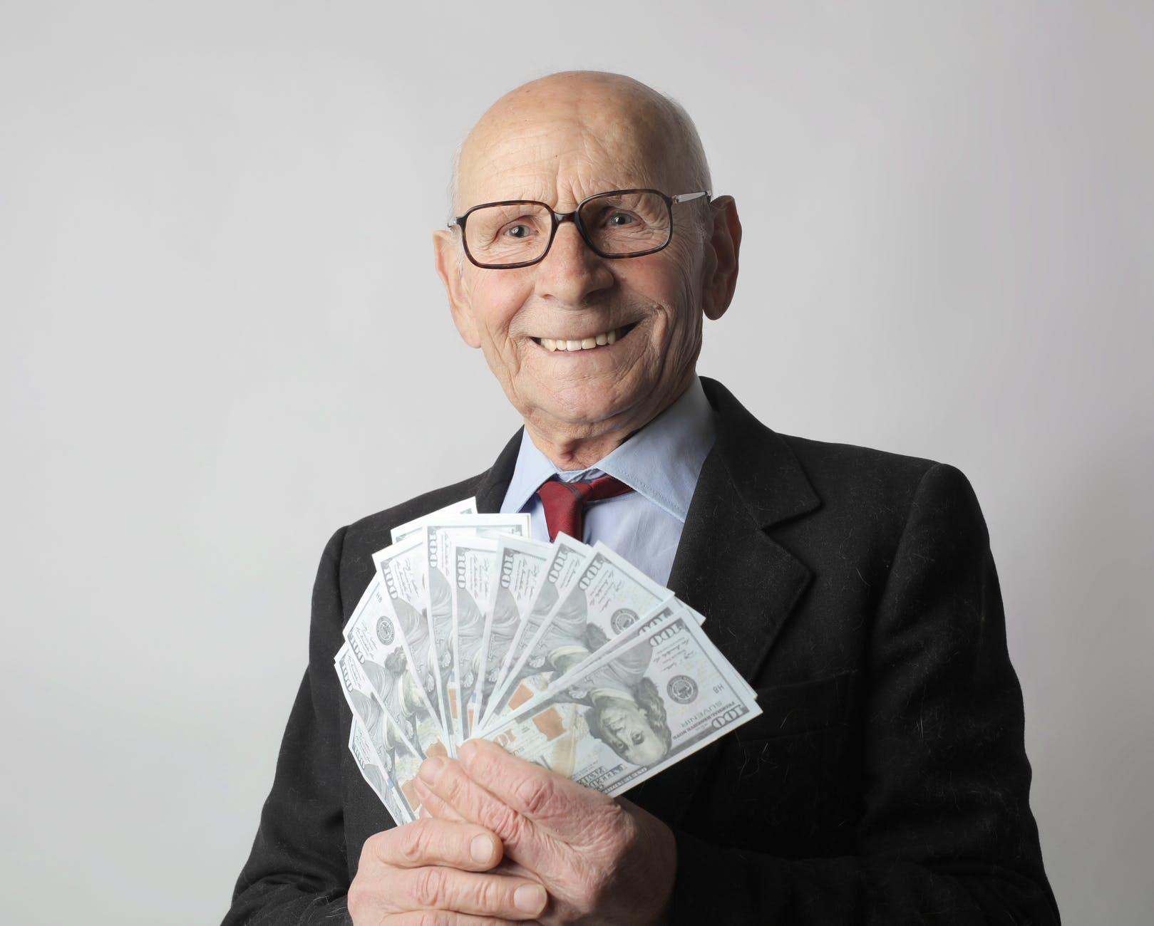 peníze pro každého
