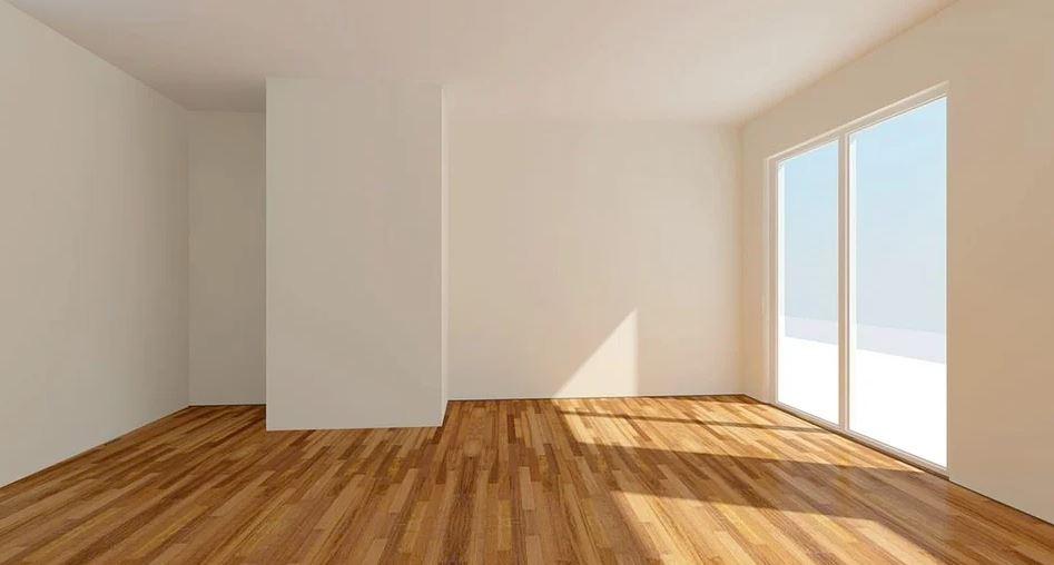 prázdná místnost